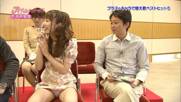 【エロ放送事故画像】アイドル達にのやってしまった事故ww 04