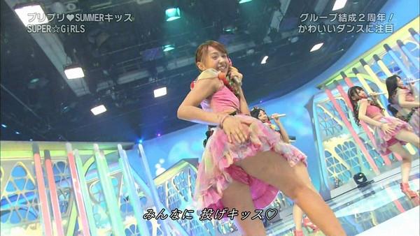 【エロ放送事故画像】アイドル達にのやってしまった事故ww 11