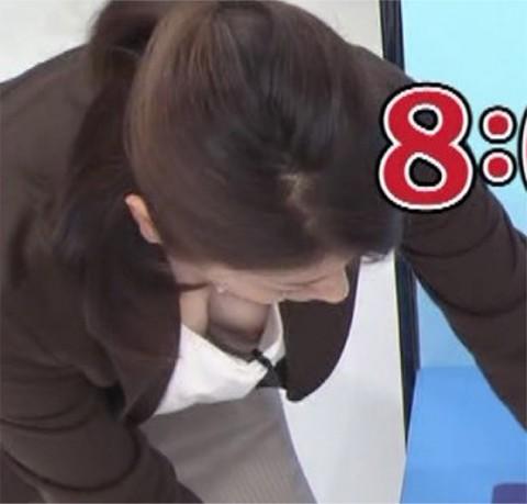 【放送事故画像】地上波で放送されたハプニング放送事故エロ画像をまとめちゃいました!!!