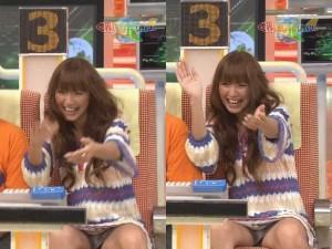【アイドル達のエロ画像】アイドル達ファン達は嬉しいハプニングエロ画像!! 08
