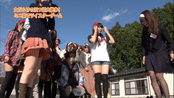 【放送事故エロ画像】地上波放送で女の子たちが完全にやってしまっているハプニング画像を集めてみました 08