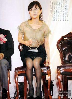 【エロ画像】芸能人&ハリウッド女優もハプニングはあるのだ! 05