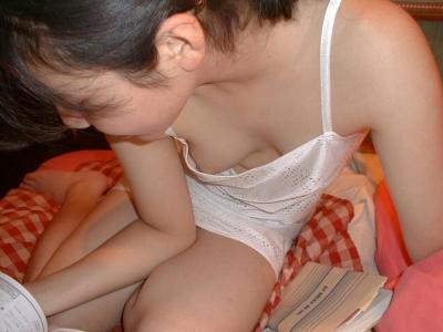 【エロ画像】女の子たちのエロ谷間といおっぱいハプニング画像集めてみましたww 19