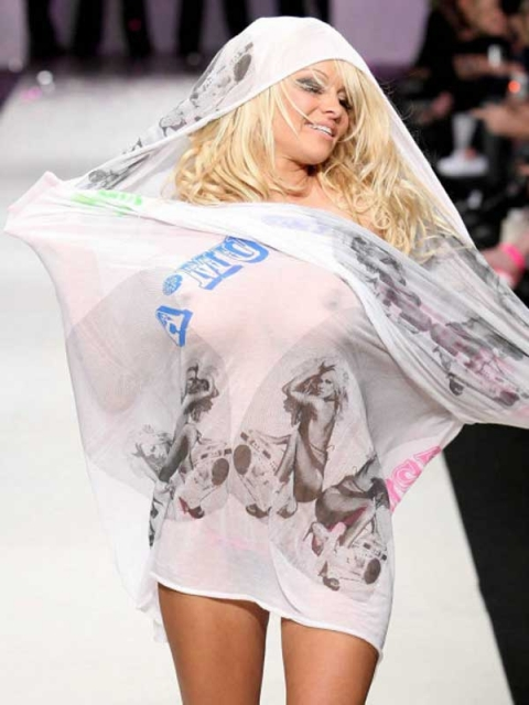 【モデル画像】世界中のトップモデル達のハプニング画像を集めてみました  13