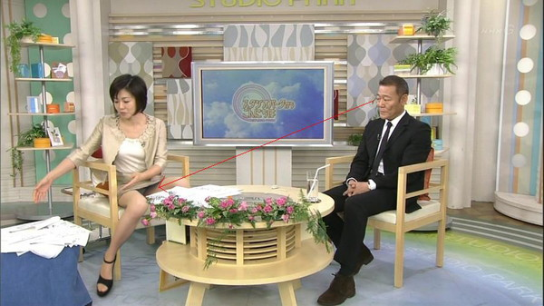 【放送事故画像】昔はこれでもよかったのに今はこれだけで放送事故な日本のテレビ業界ww 09
