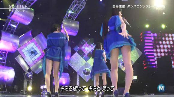 【放送事故画像】アイドルも他の芸能人も地上波のギリギリセーフかアウトの所で頑張っている画像を集めてみました 01