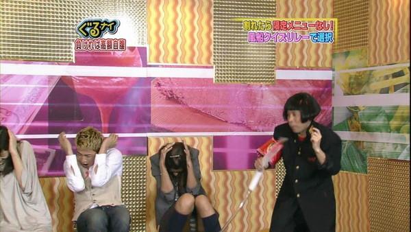【放送事故画像】テレビのパンチラハプニング放送事故画像を集めましたww 04