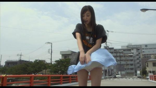 【放送事故画像】テレビのパンチラハプニング放送事故画像を集めましたww 08
