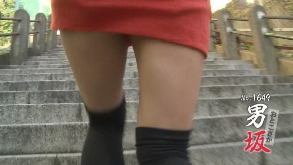【放送事故画像】 放送事故でいろんな女性達のエロい所の画像を集めてみましたww 05