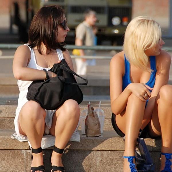 【パンチラ画像】世界中の女性達がパンチラばかりするのでその画像を集めてみましたww 04