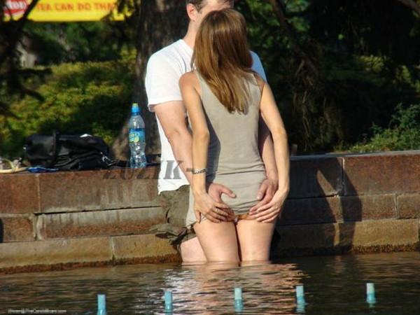 【ハプニング画像】セクシーナ女性のポローリアーンドパンチーラの画像を集めてみましたww 06