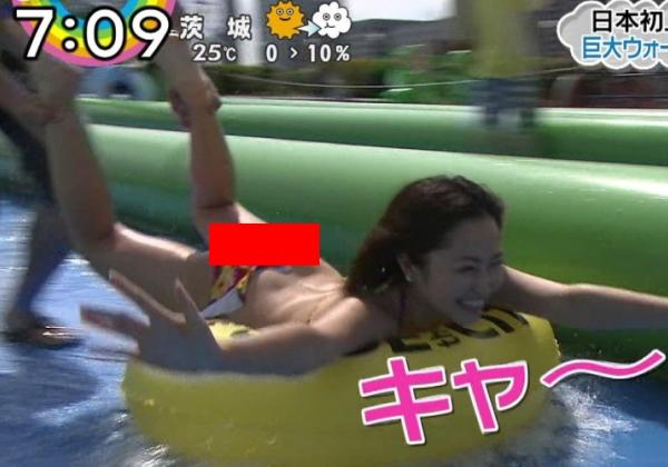 【放送事故画像】ハプニングだらけの地上波放送事故画像を集めてみましたww
