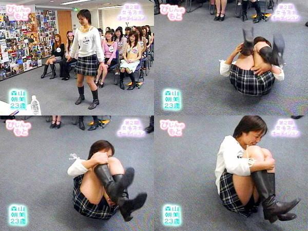 【放送事故画像】放送事故ハプニングを起こす女性達の奮闘する画像を集めてみましたww 18