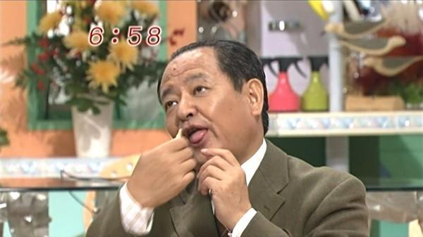 【おもしろ画像】テレビでよく出てくる方達のこれは放送事故だ!!と思う画像を集めてみましたww 19