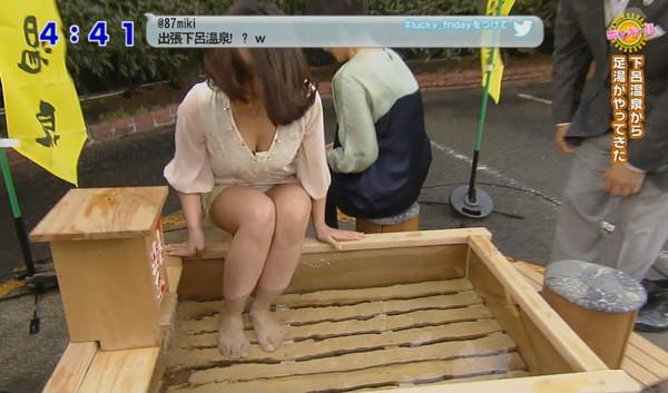 【放送事故画像】それは視聴者の方は喜びますよwって放送事故画像を集めてみましたww