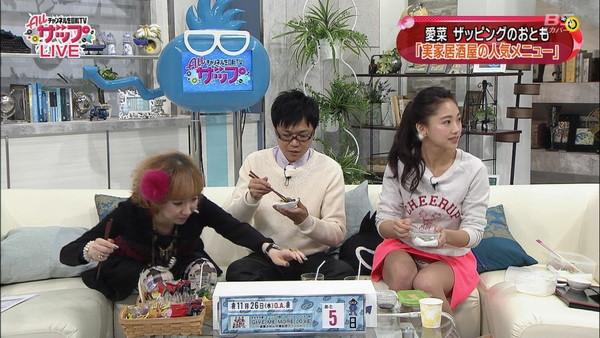 【放送事故画像】テレビでなんてエロい表情するんだこの女達は! 01