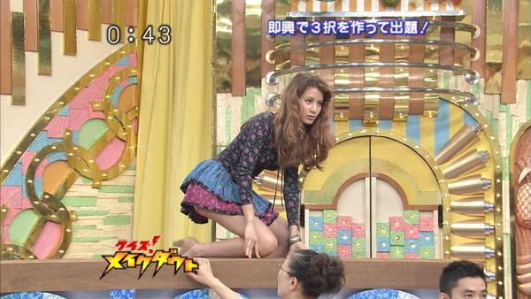 【放送事故画像】テレビでなんてエロい表情するんだこの女達は! 03