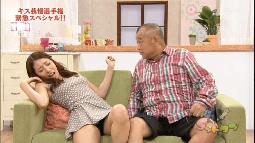 【放送事故画像】テレビでなんてエロい表情するんだこの女達は! 10