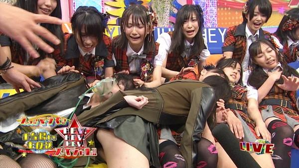 【放送事故画像】テレビでなんてエロい表情するんだこの女達は! 16
