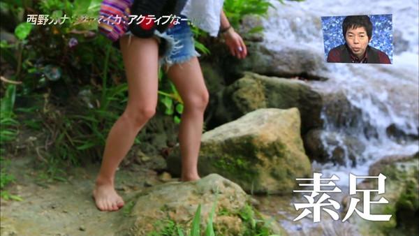 【放送事故画像】テレビで映ってる有名人のパンツが見たい人集合!! 04