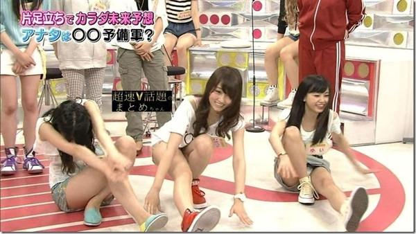 【放送事故画像】テレビで映ってる有名人のパンツが見たい人集合!! 15