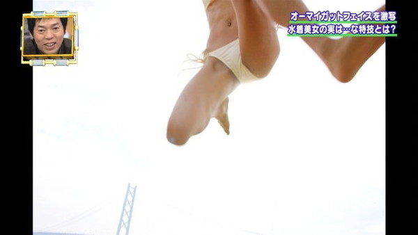 【放送事故画像】女の子がそんな足開いたらいけません!って、お母さんに教わらなかったの? 11