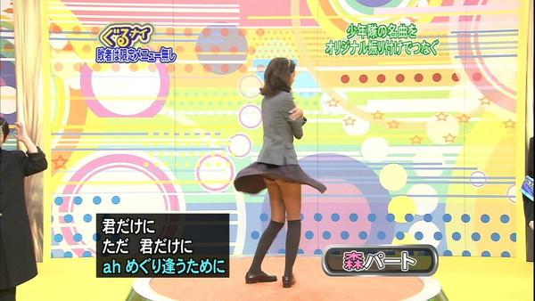 【放送事故画像】こんなパンツ見たところでどぉってんだよww 07