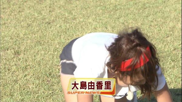 【放送事故画像】テレビに映されたただエロい企画の映像ww 03