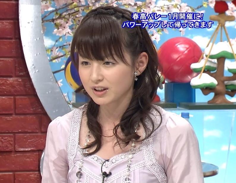 【脇汗キャプ画像】この時期女性タレントにとって一番嫌な放送事故がこちら!! 17