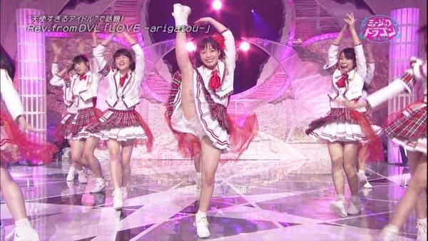 【放送事故画像】こいつらに羞恥心と言うものは無いのか!テレビで恥ずかしい所映される女達! 12