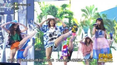 【放送事故画像】テレビでお股クパーしてマンコ注意な女性芸能人達wwww 23