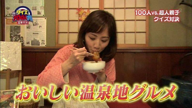 【擬似フェラ画像】完全に狙ってるだろと思うほどエロい顔しながら食レポする女達www 12