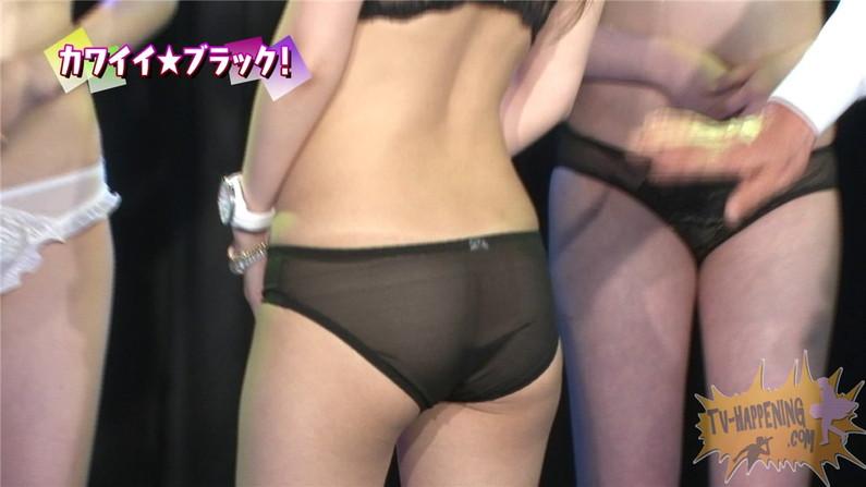 【お宝キャプ画像】バコバコTVでスケスケパンツ履いた美女がお尻丸見えになってるぞww 21