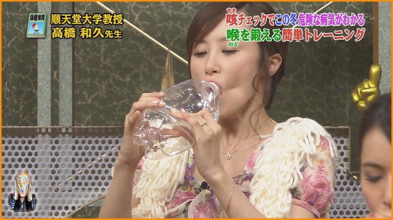 【擬似フェラ画像】何か意図的な物を感じさせるタレント達の食レポシーンww 09
