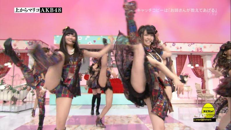【開脚キャプ画像】己の股間をテレビで晒す変態女達がこちら!! 11