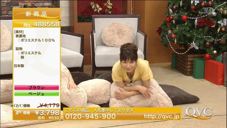 【谷間キャプ画像】テレビで胸ちら連発させる女達の乳房がはっきり映されるww 21