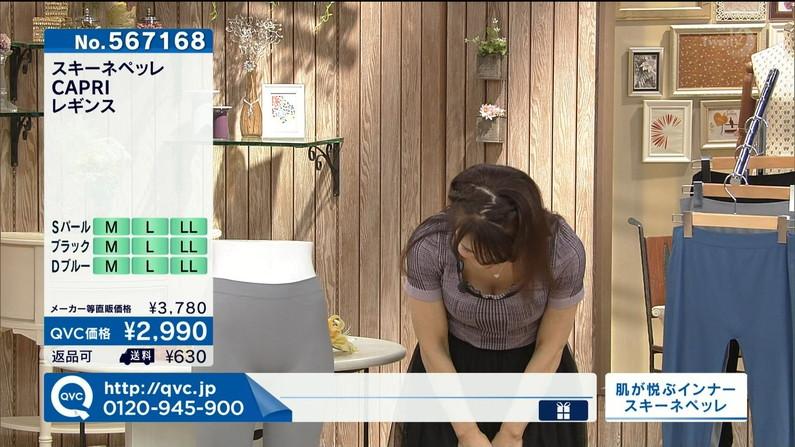 【谷間キャプ画像】あざとく胸元空けてテレビでガンガンに谷間強調してくるタレント達ww 07