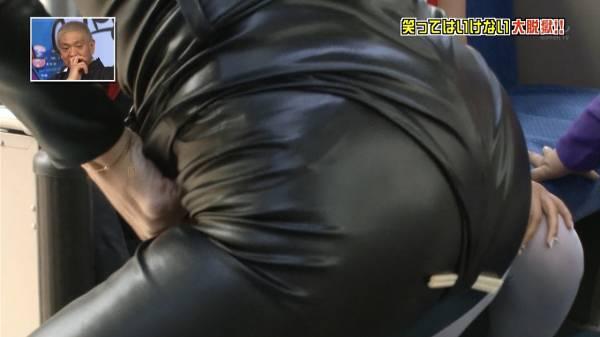 【お尻キャプ画像】テレビでプリップリのお尻が映ると思わず股間がピクつくんだがww 14