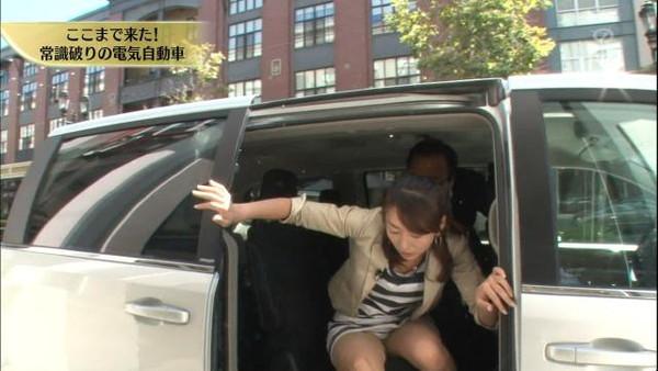【放送事故画像】テレビでパンツ見せてる女達がこちらですww 14