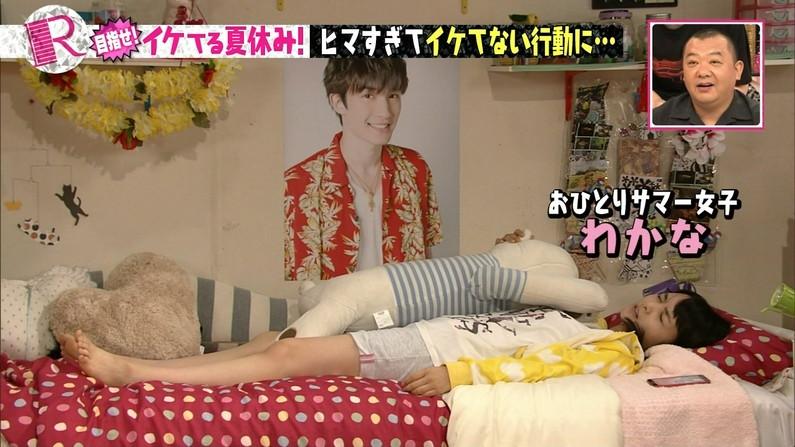 【寝顔キャプ画像】思わず夜這いでも仕掛けたくなるような、女子アナやアイドルの可愛い寝顔ww 02