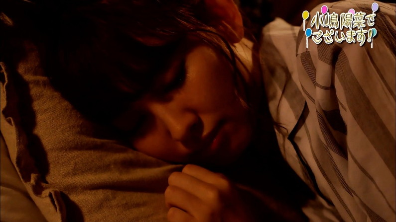 【寝顔キャプ画像】思わず夜這いでも仕掛けたくなるような、女子アナやアイドルの可愛い寝顔ww 05