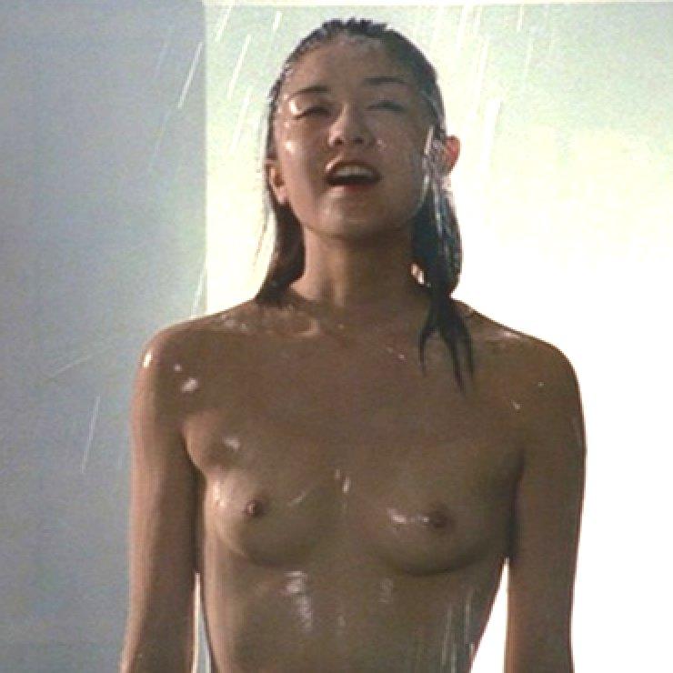 【お宝エロ画像】濡れ場屋ベッドシーンでも迫真の演技を見せ更に乳首までさらけ出す女優達!! 11
