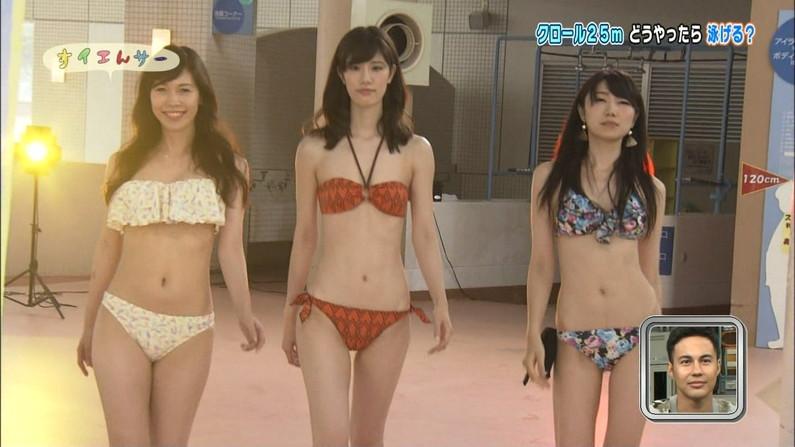 【水着キャプ画像】やっぱり夏は水着美女でも見てないとやってられないよなwww