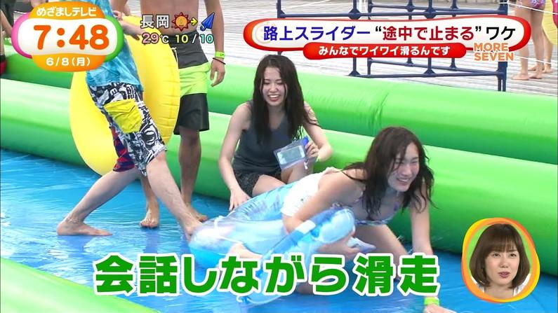 【水着キャプ画像】やっぱり夏は水着美女でも見てないとやってられないよなwww 02