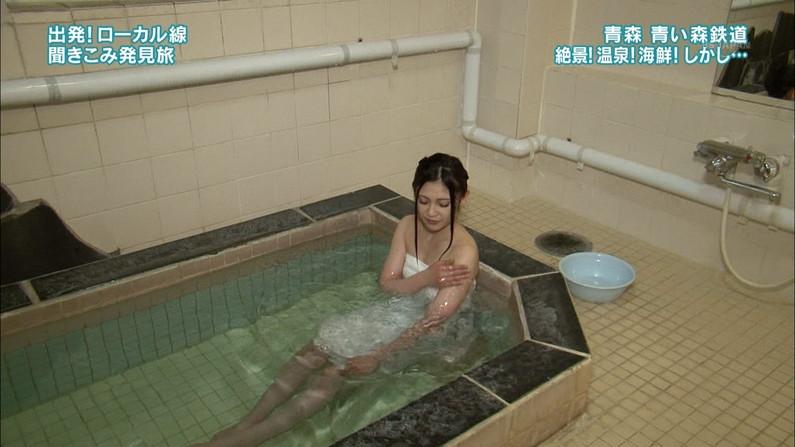 【温泉キャプ画像】美女の入浴してる姿ってやっぱり興奮するよなww 09