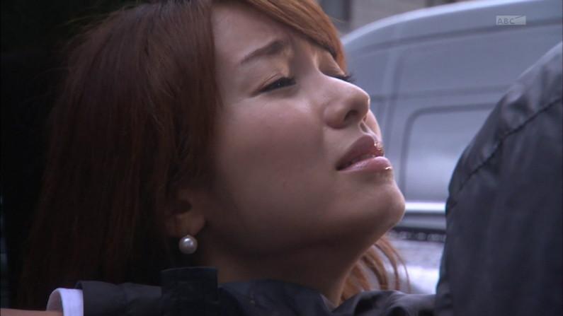 【逝き顔キャプ画像】テレビの放送中に絶頂に達してしまったタレント達ww 18