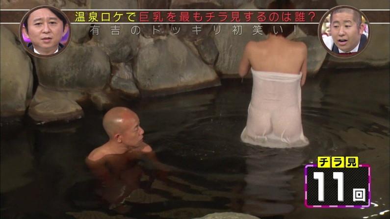 【温泉キャプ画像】旅番組などで映る、美女達の入浴シーンが激エロwその裸体が安易に想像できちゃうw 14