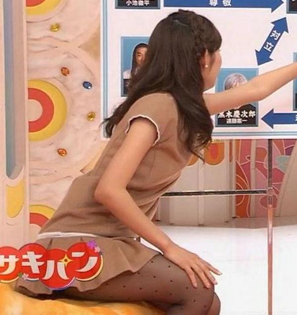 【女子アナ放送事故画像】女子アナ達がこれまでにやらかしてきた痴態がこれだww 05