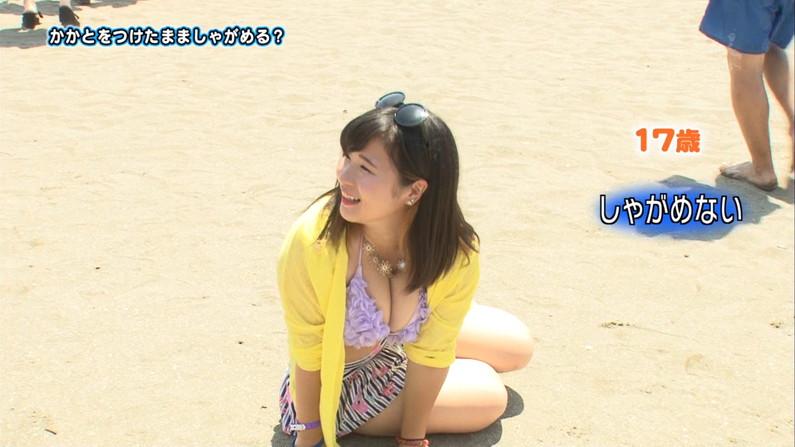 【水着キャプ画像】夏も後半!水着美女を見れるのも後わずか何だから、しっかり目に焼き付けとけよww 14