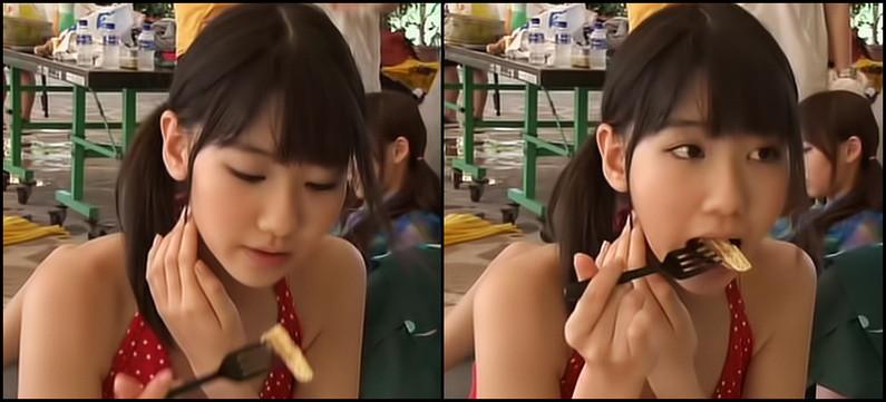 【擬似フェラ画像】女子アナやアイドルが食レポする時ってなんであんなにエロい顔になるんだ?ww 06